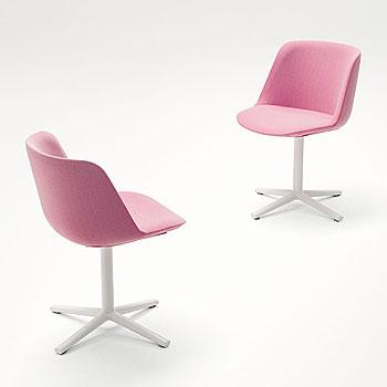 Adele Dining Chair - Swivel