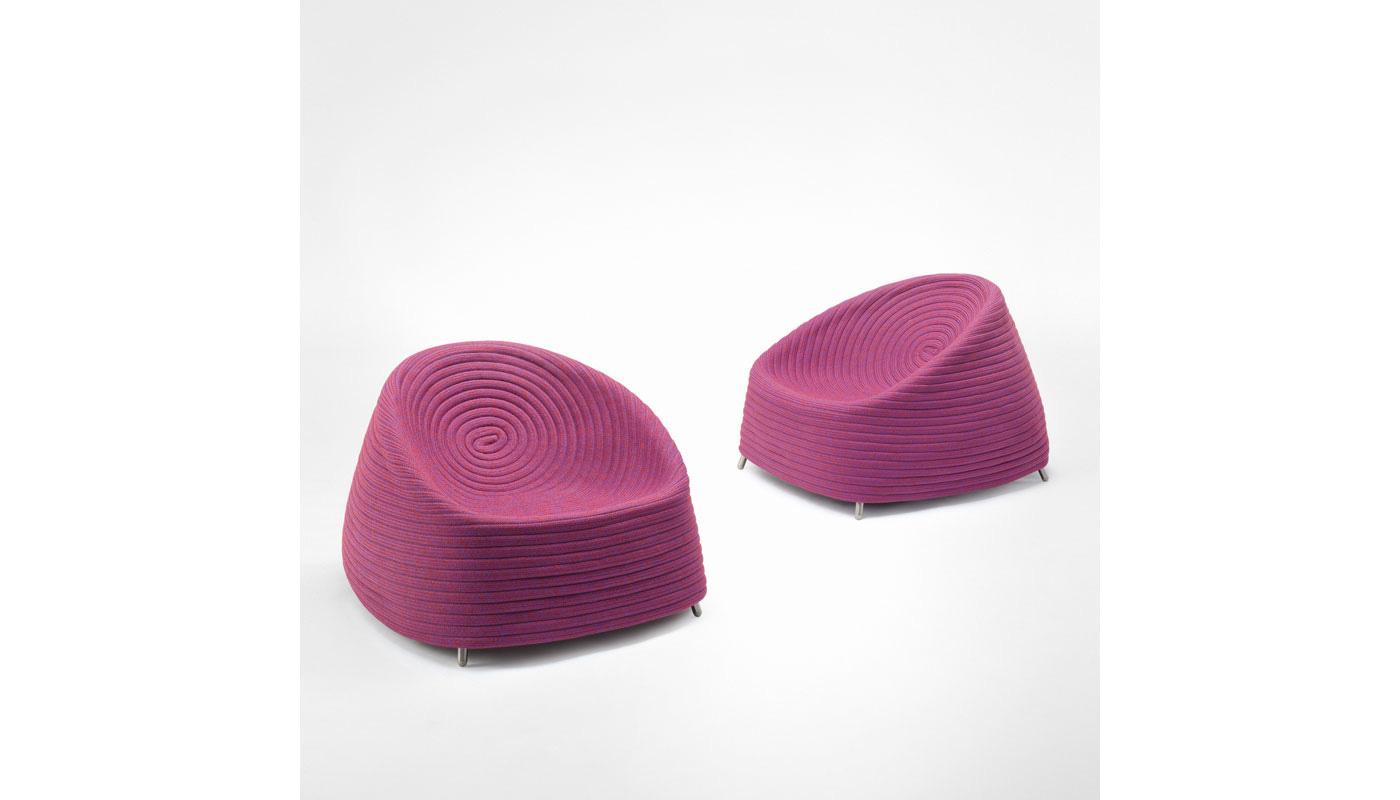 Afra Lounge Chair