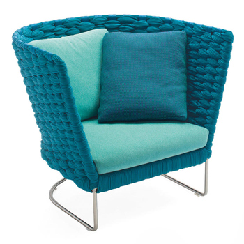 Ami Lounge Chair - Outdoor