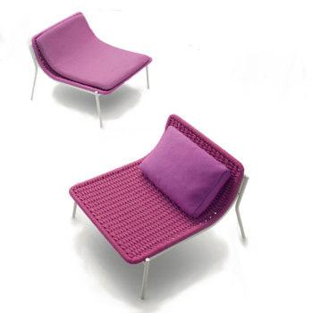 Baia Lounge Chair