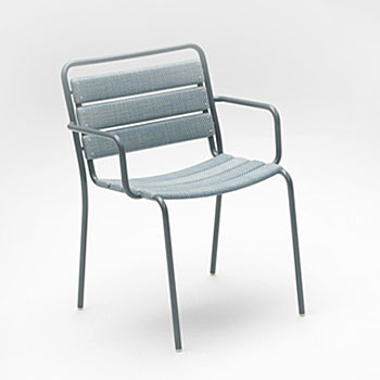 Elba Dining Chair with Arms