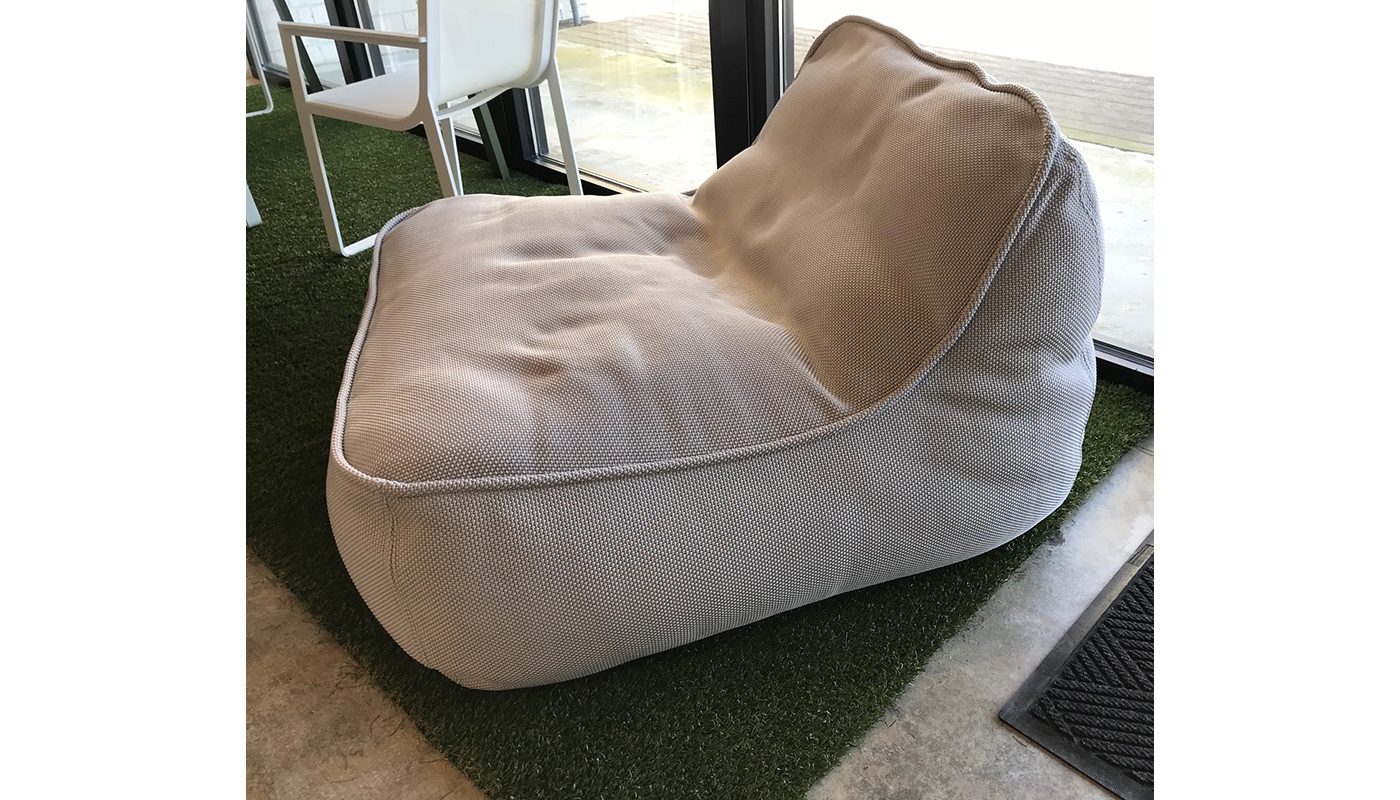Float Lounge Chair - In Our Showroom
