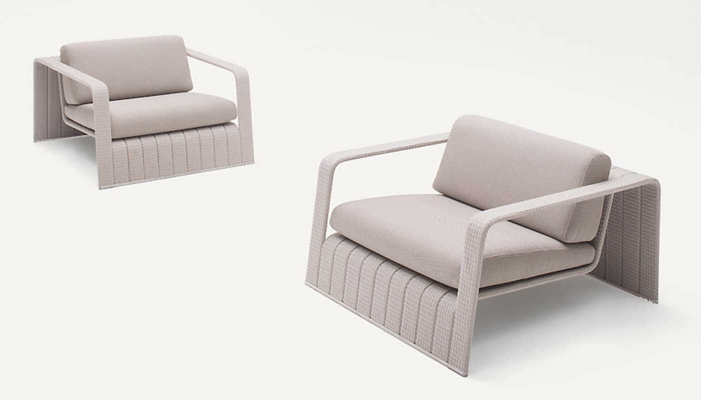 Frame Lounge Chair
