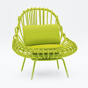 Giunco Lounge Chair