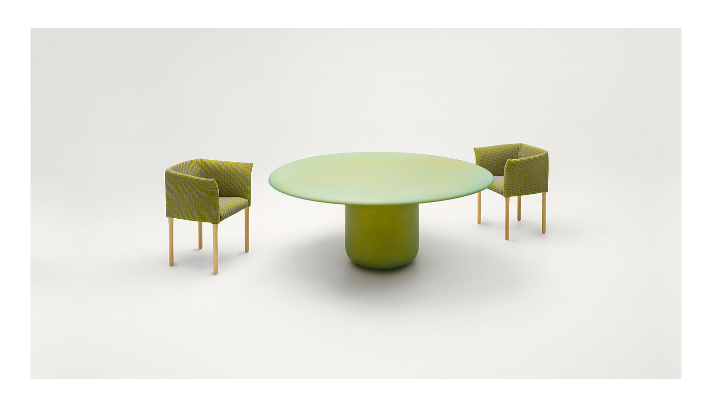 Gon Dining Table - Round