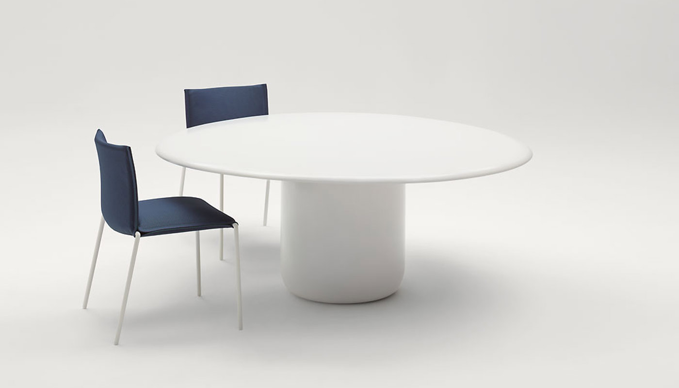 Gon Dining Table - Round - Outdoor