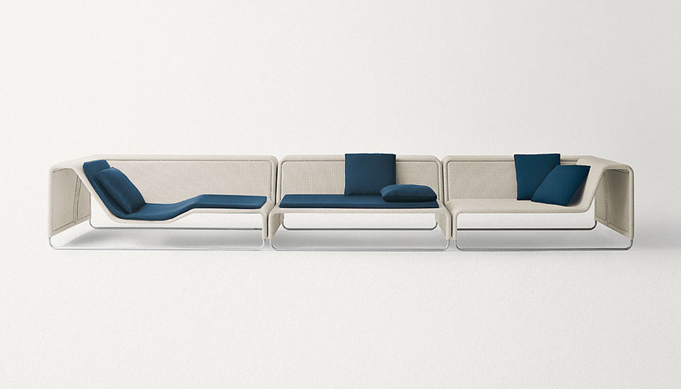 Island Sectional Sofa
