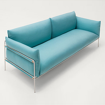Kaba Sofa - Outdoor - In Our Showroom
