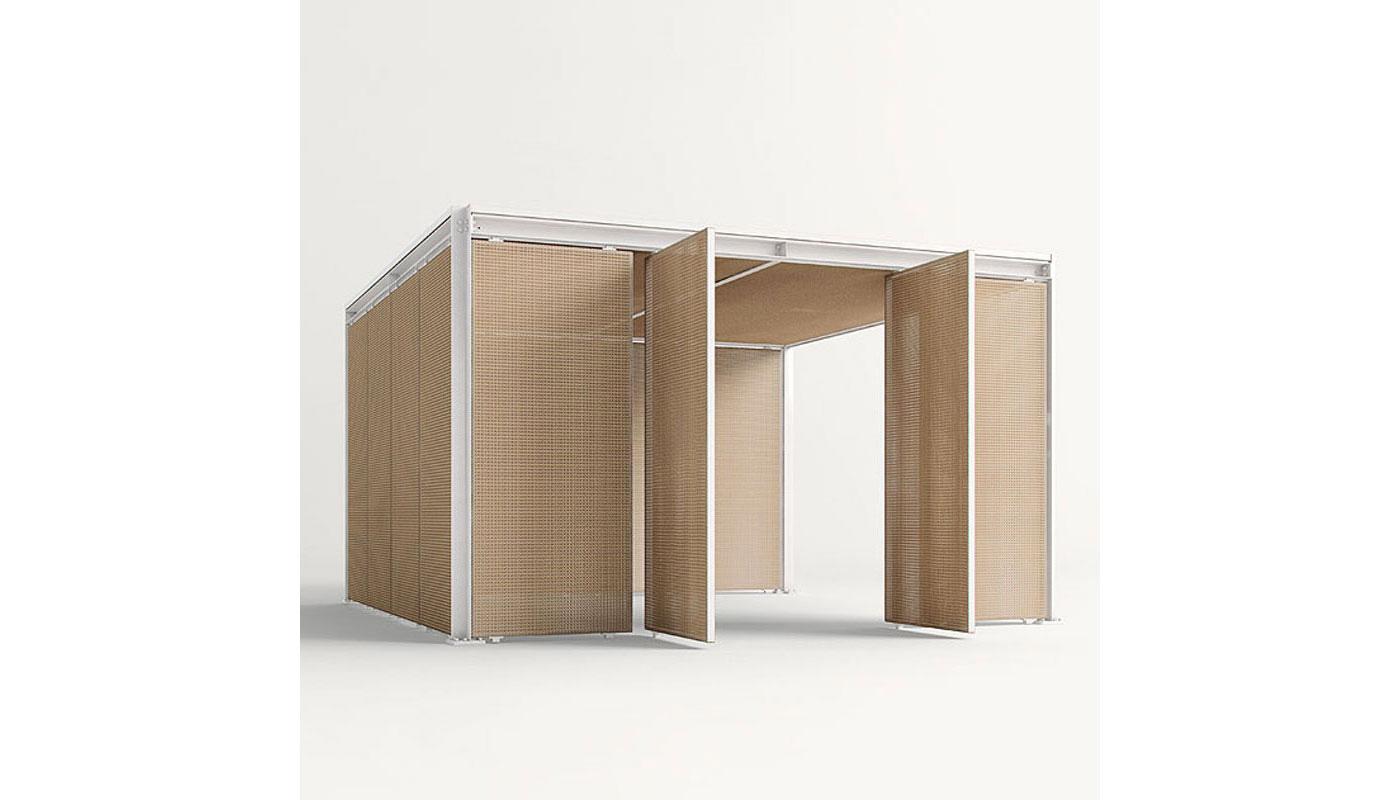 Modular Cabana - Quadro