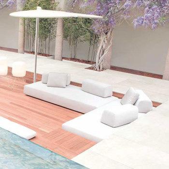 Orlando Sectional Sofa - Outdoor