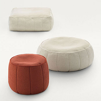 Play Ottoman - In Our Showroom