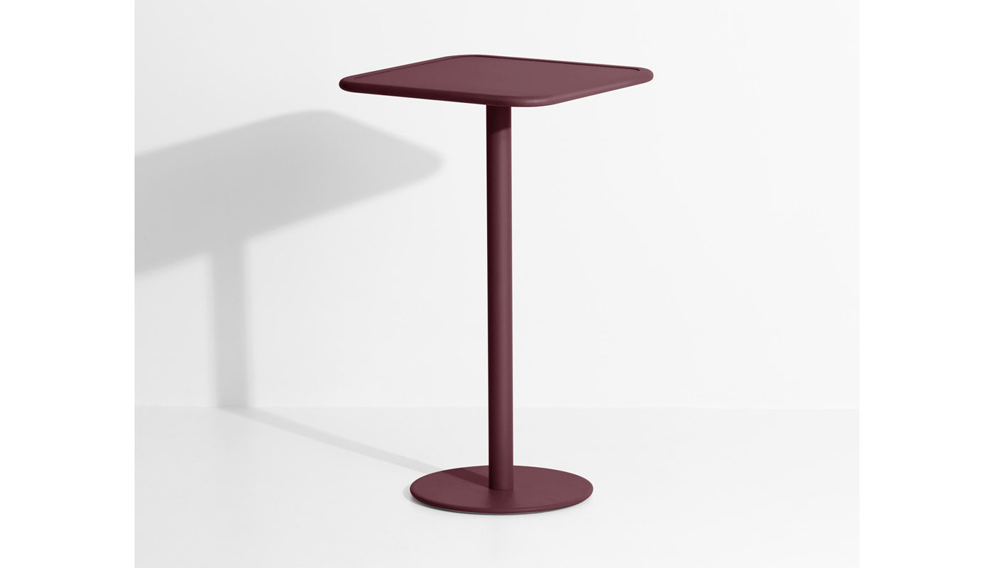 Week-End Bar Table - Square