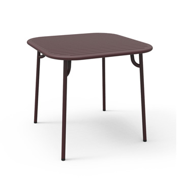 Week-End Square Dining Table