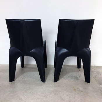 BB Dining Chair - In Our Showroom
