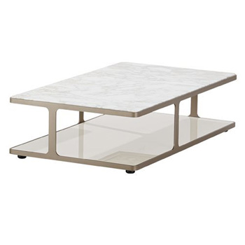 Creek Coffee Table - Rectilinear - In Our Showroom