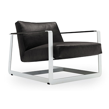 Gaston Lounge Chair - In Our Showroom