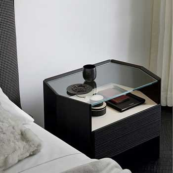 Gio Night Table - Quickship