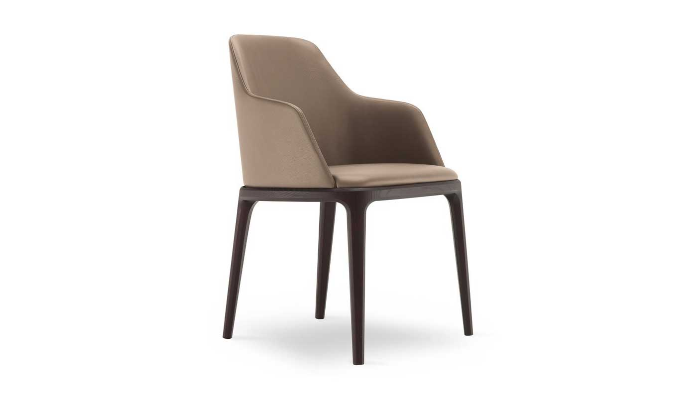 Grace Dining Chair with Arms