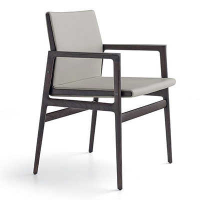 Ipanema Dining Chair with Arms - In Our Showroom