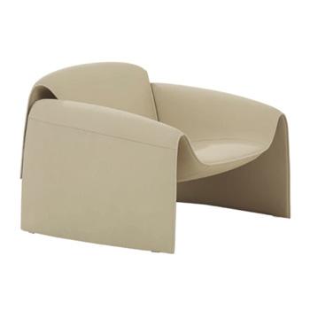 Le Club Lounge Chair - Quickship