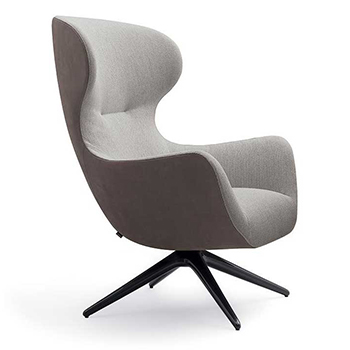 Mad Joker Lounge Chair - In Our Showroom