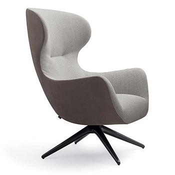 Mad Joker Lounge Chair - Quickship