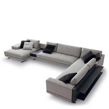 Mondrian Sectional Sofa - Quickship