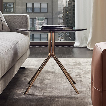 Mondrian Small Table - In Our Showroom