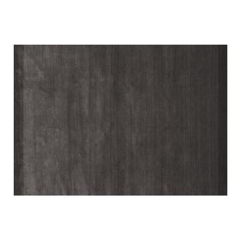 Plain Gray Rug