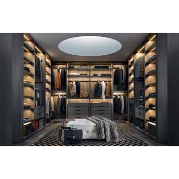 Senzafine Closet System