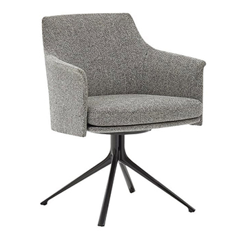 Stanford Bridge Dining Chair with Arms - In Our Showroom