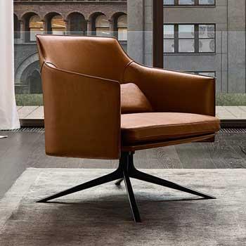 Stanford Lounge Chair - Quickship