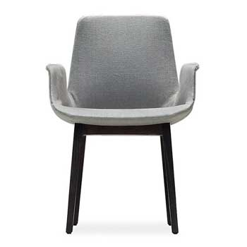 Ventura Dining Chair with Arms - Quickship