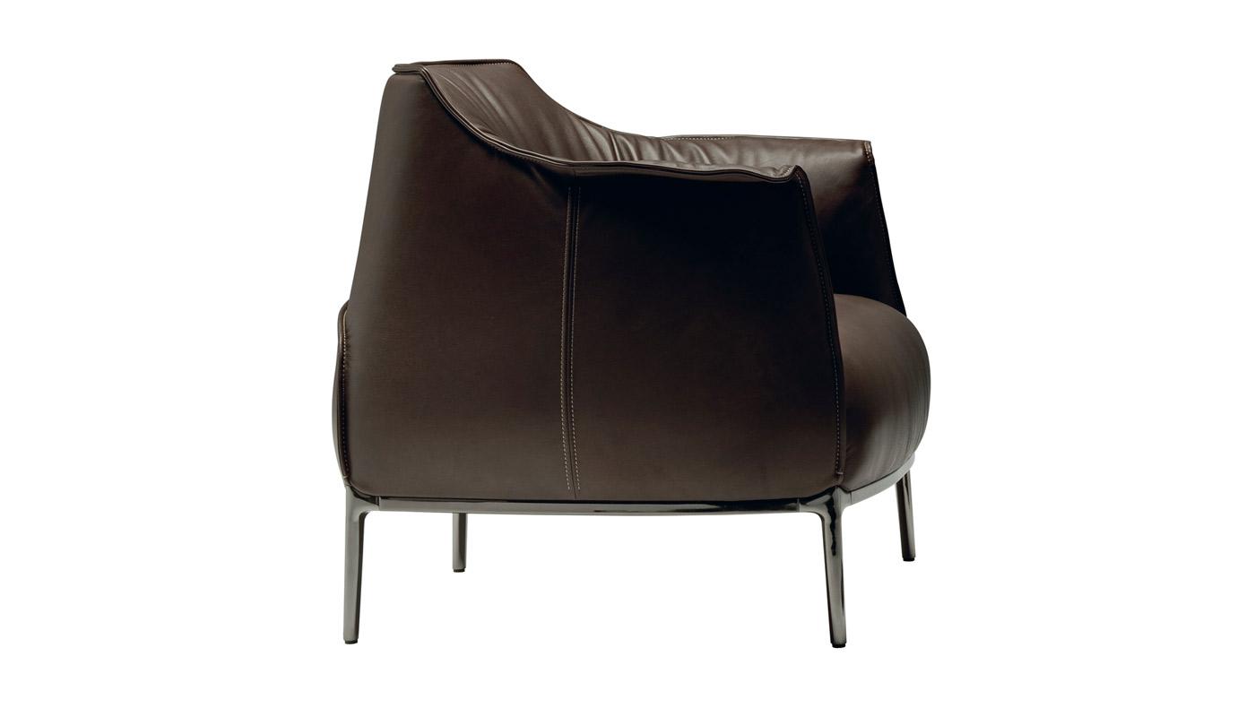 Archibald Lounge Chair - Quickship