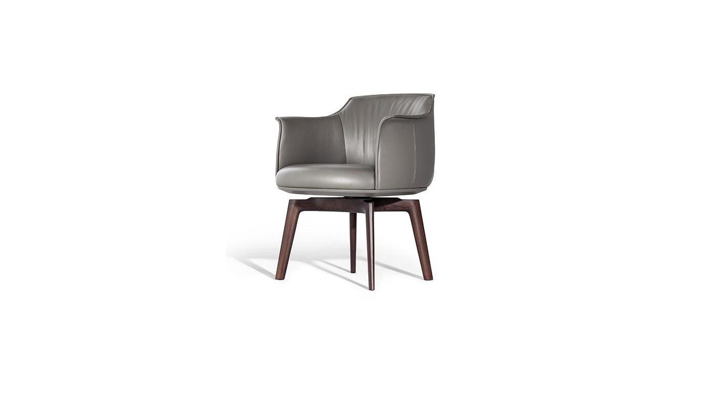 Archibald Swivel Dining Chair
