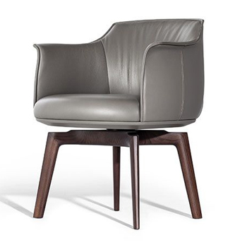 Archibald Swivel Dining Chair