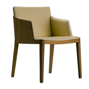Beatrice Dining Chair with Arms