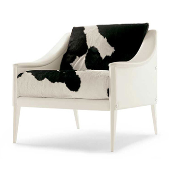 Dezza Lounge Chair - In Our Showroom