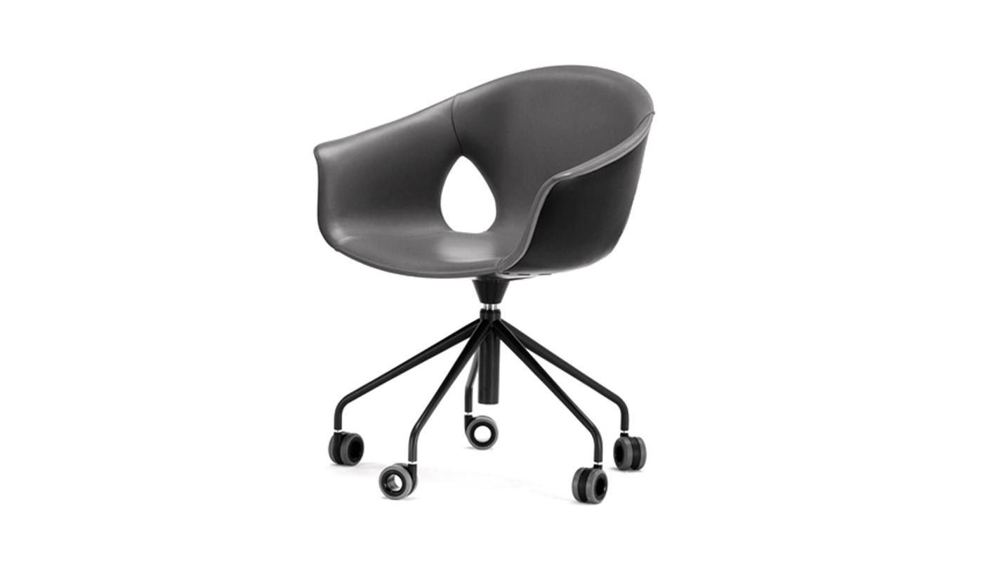 Ginger Ale Desk Chair