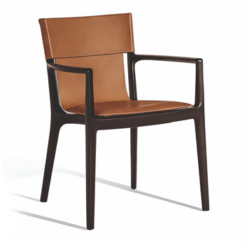 Isadora Dining Chair with Arms - Quickship