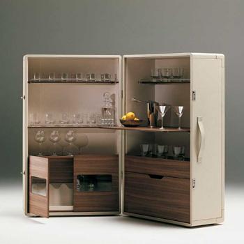 Isidoro Bar Cabinet