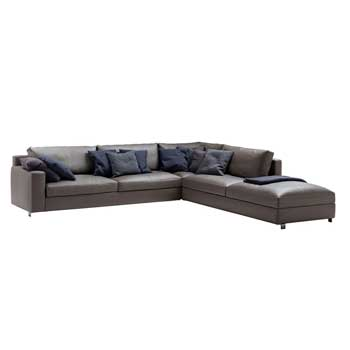 Massimosistema Sectional Sofa