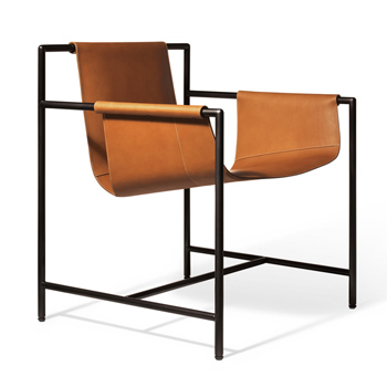 Ming's Heart Lounge Chair