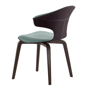 Montera Dining Chair with Arms