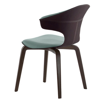Montera Dining Chair with Arms - Quickship