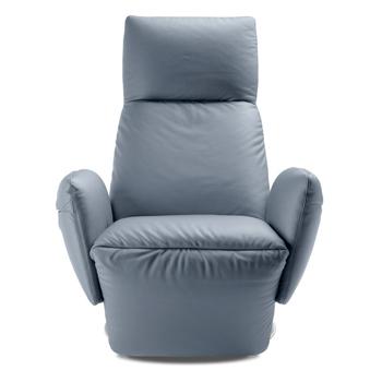 Pillow Reclining Lounge Chair