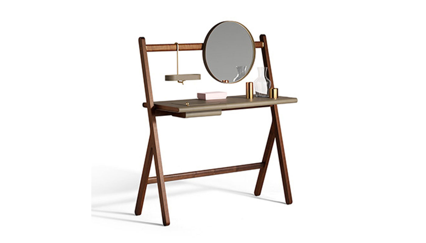 Ren Dressing Table with Mirror