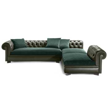 Chester Line Sectional Sofa