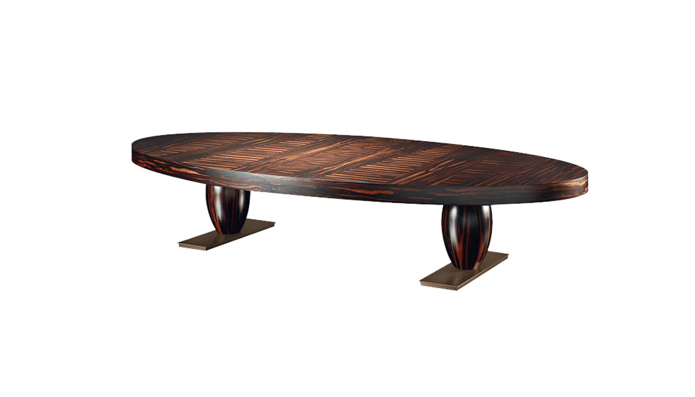Bassano Coffee Table - Oval