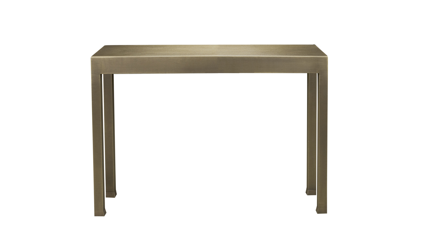 Gong Console Table